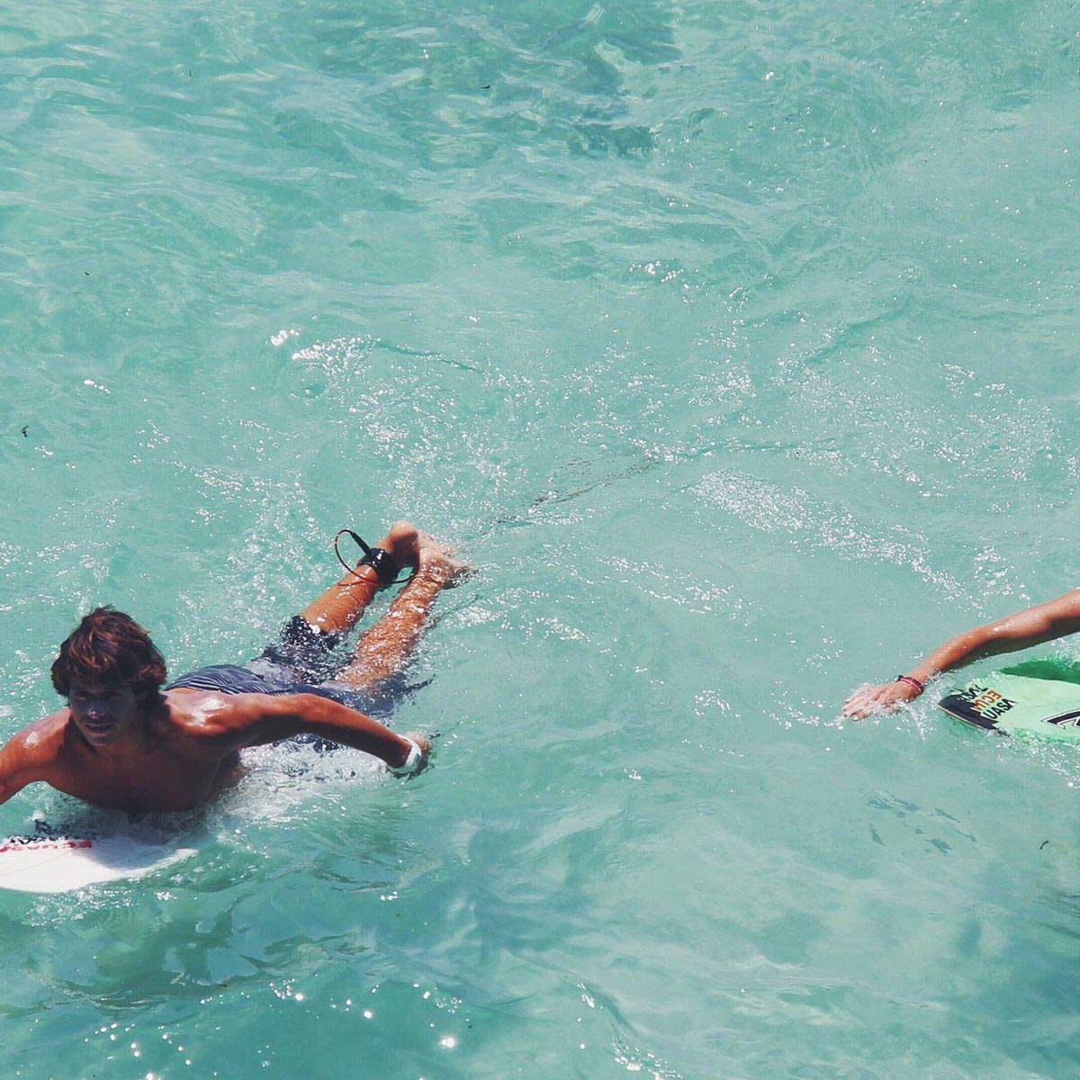 Marie&Israel-Surfing
