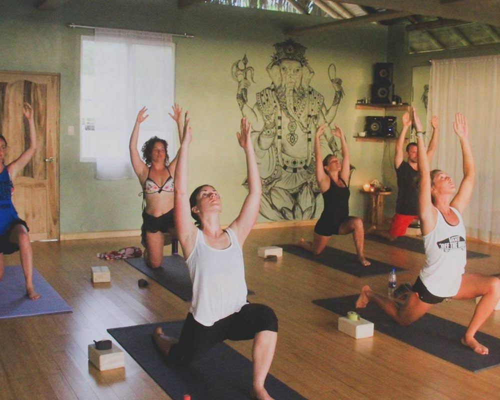 Yoga classes ecuador