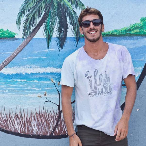 Franco Rivas Surf Instructor Nicaragua