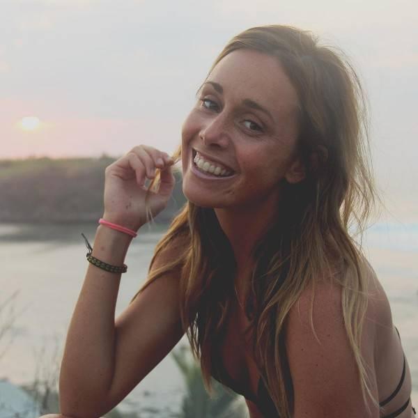 Marie-Christine Amyot Surf Guide Ecuador