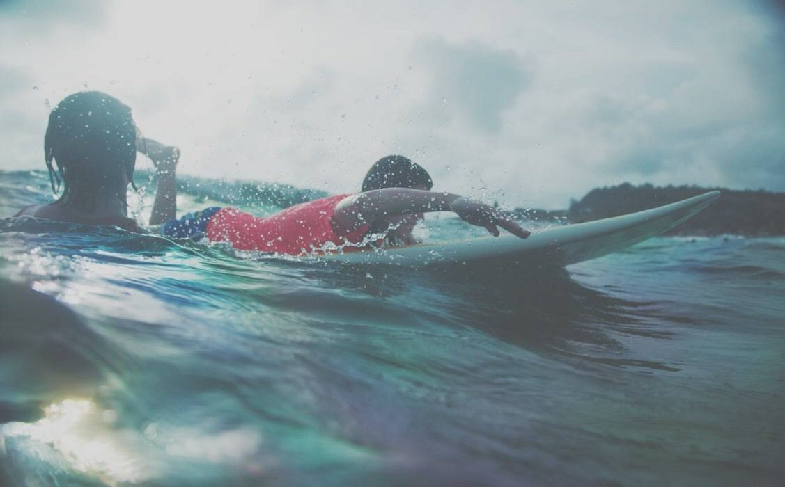 Surf classes Montanita