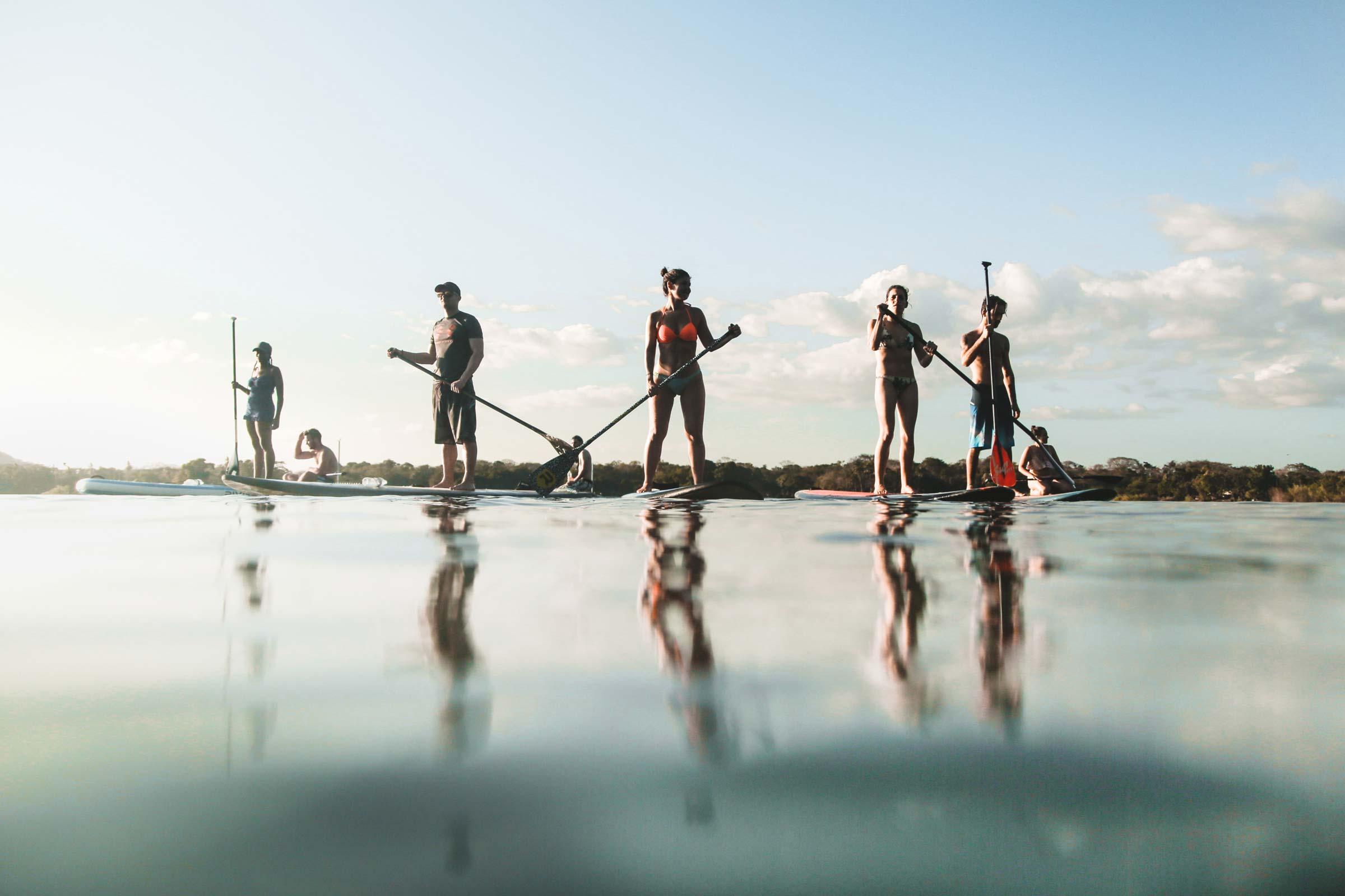 Paddle-Board-Grenada-Nicaragua