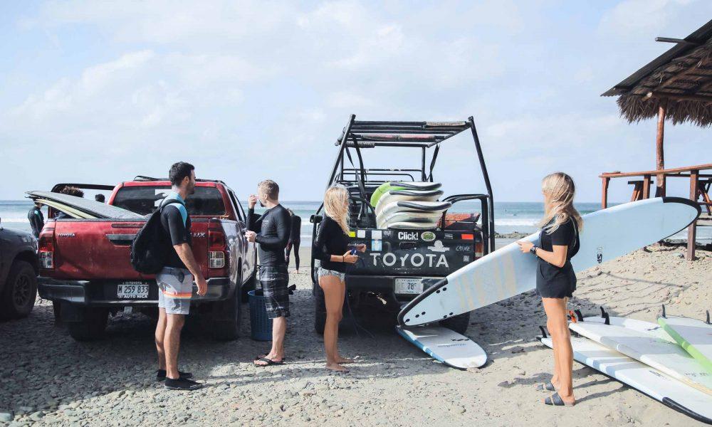 Surf Camp Nicaragua