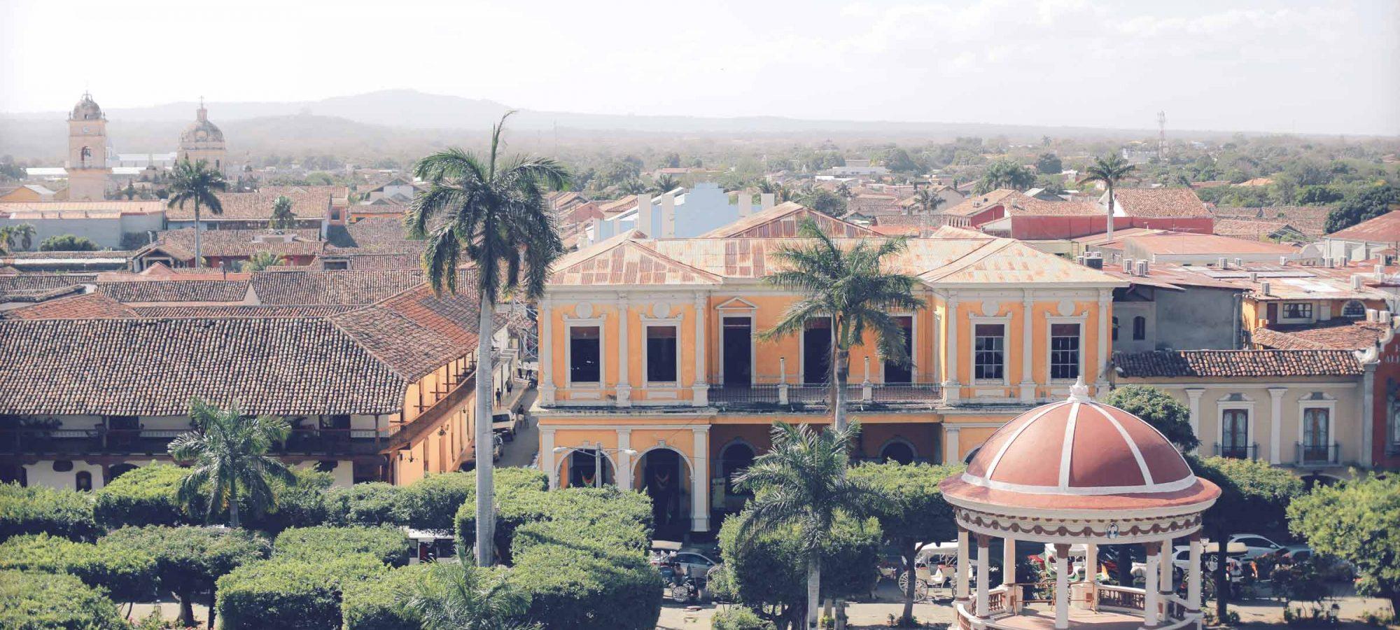 Granada view Nicaragua