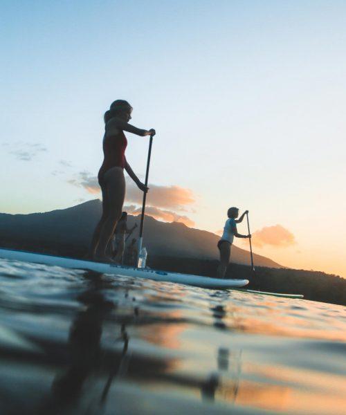 SUP lake Nicaragua