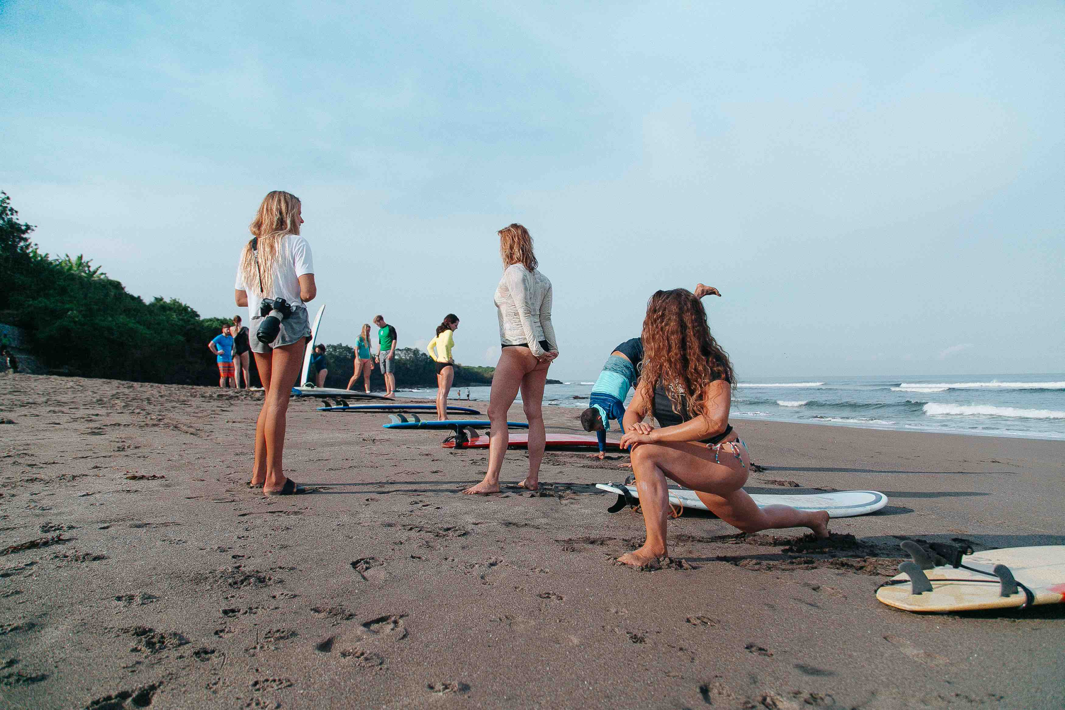 Canggu Surf Bali Lesson