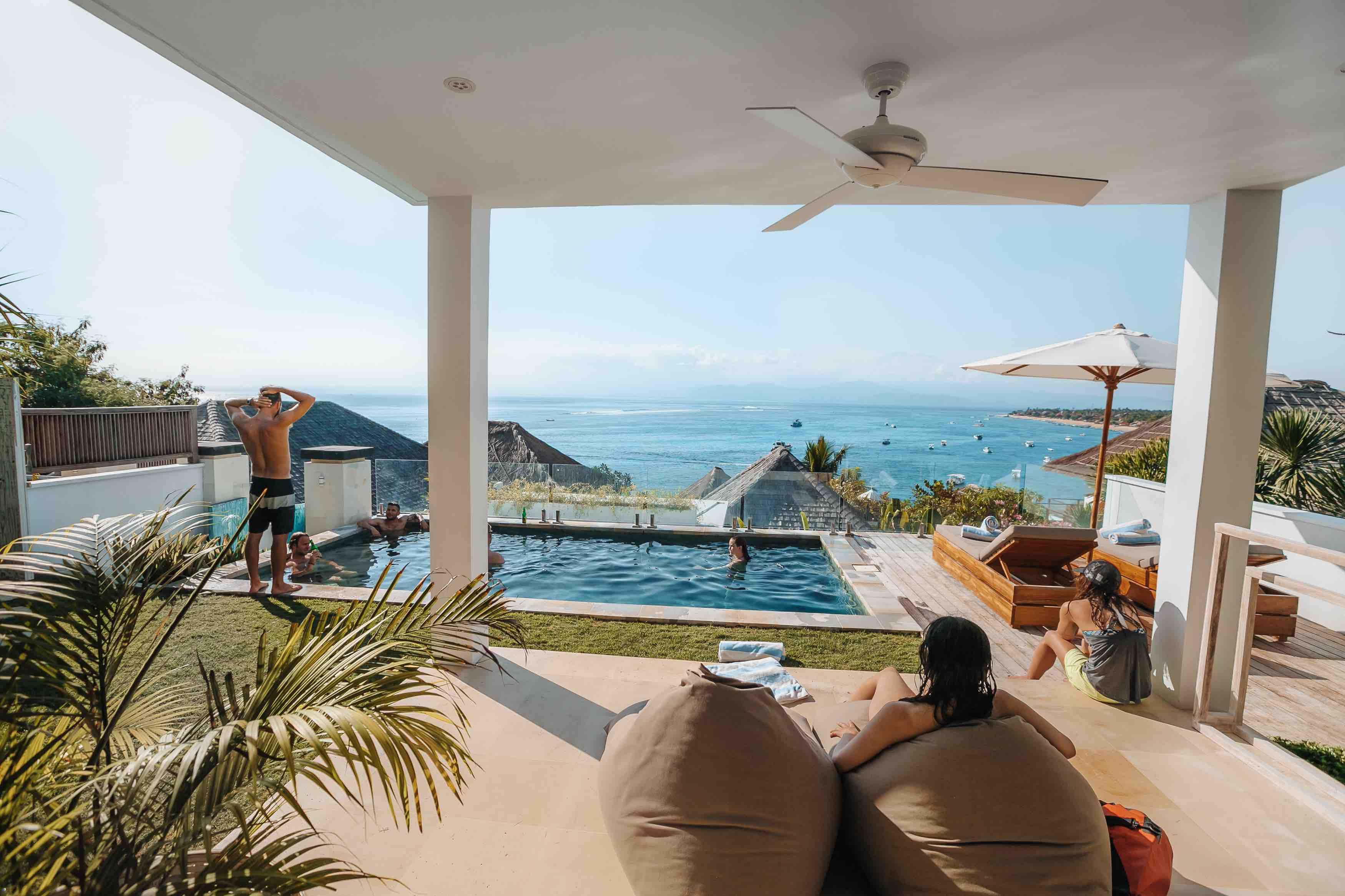 Lembongan Villa View on Bali
