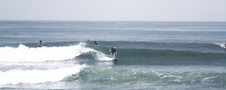 Batubolong beach surf bali spot Oldmans