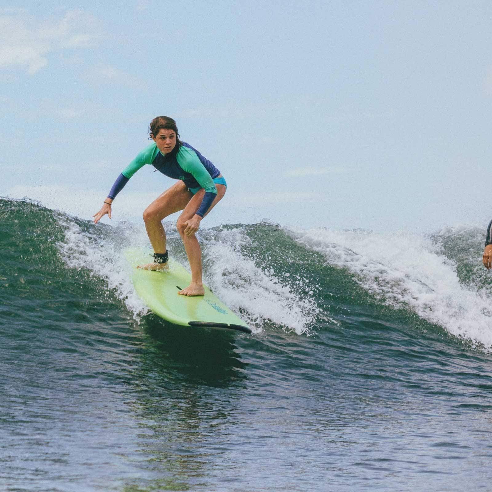 Surf classes Nicaragua