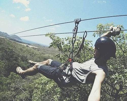 Zipline San Juan del Sur Nicaragua