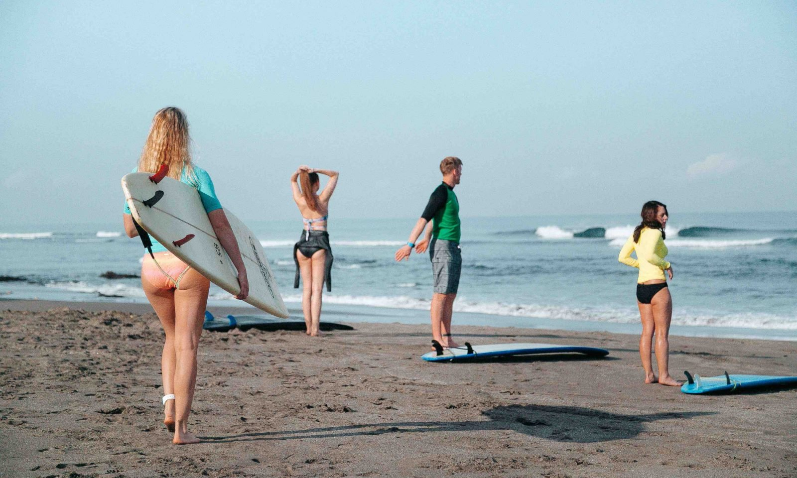 Best Surf Camp Bali