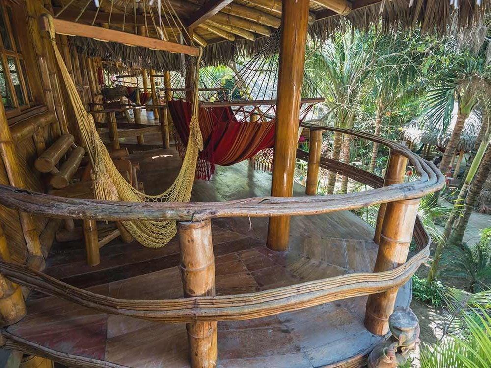 Montanita surf hotel