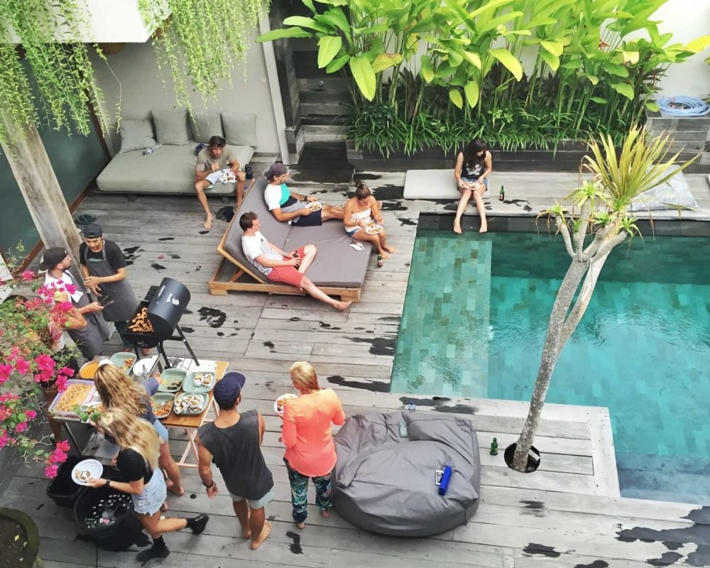 Best Surf Accommodation Bali