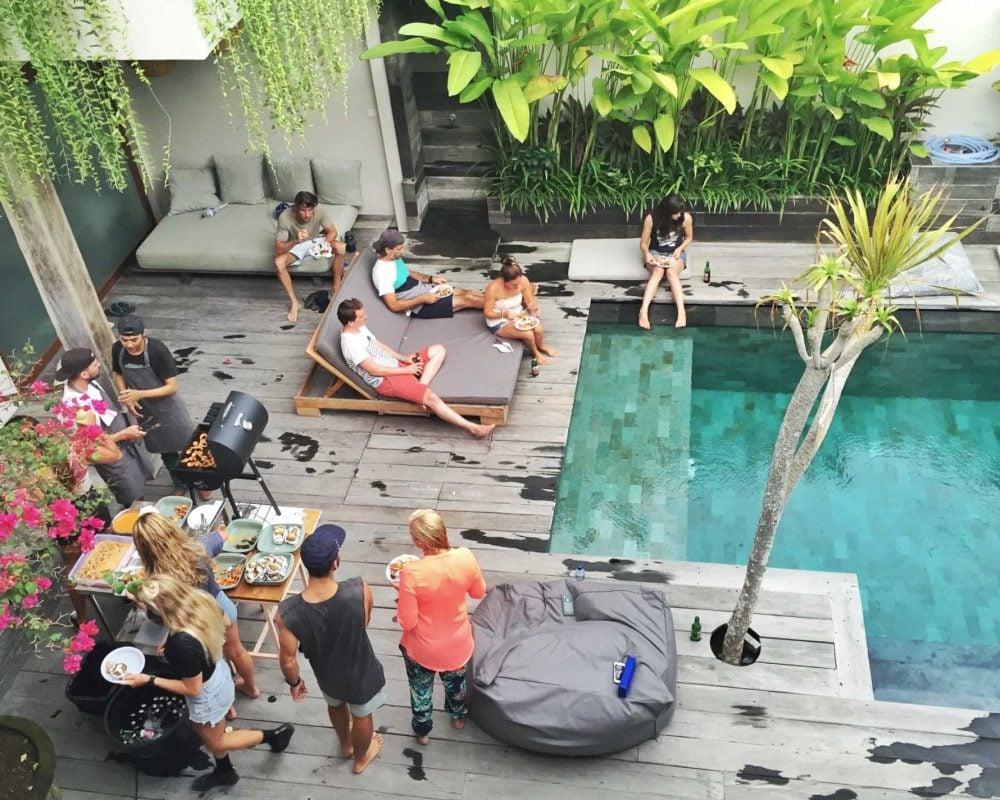 Best Surf Accommodation Bali