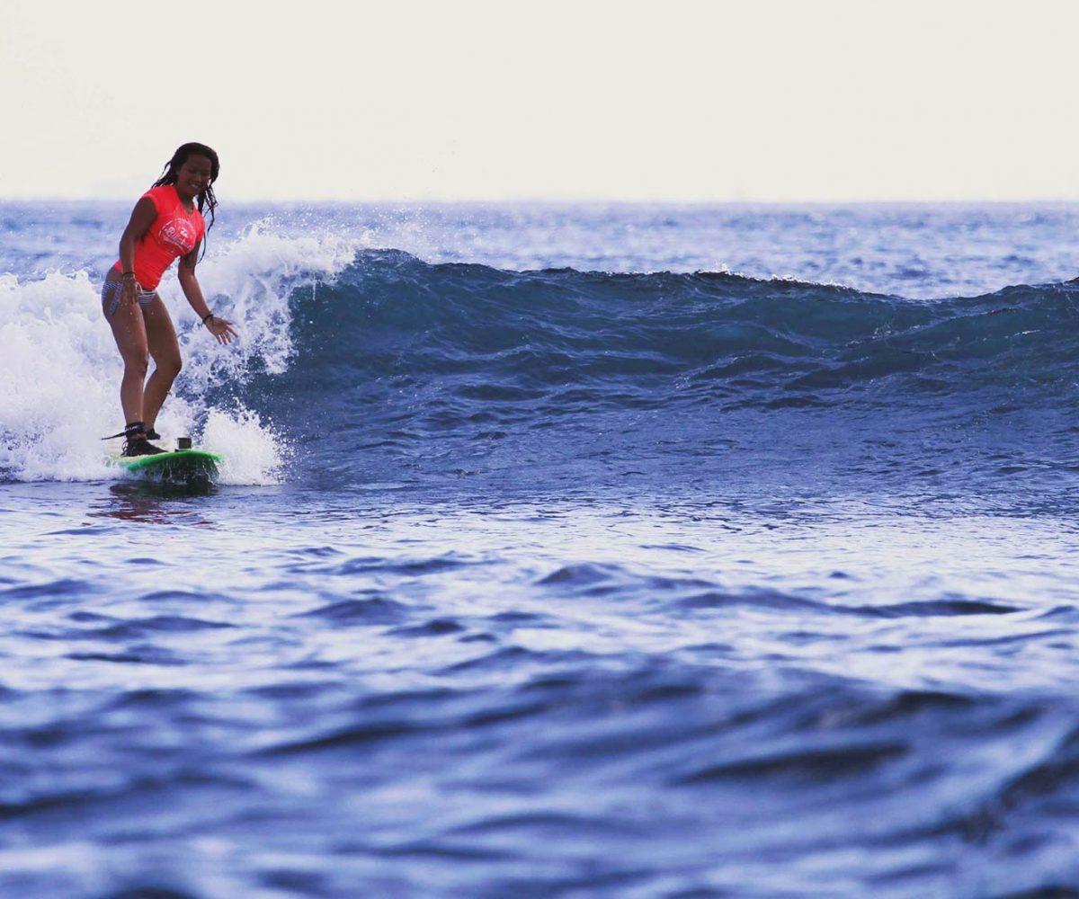 Surf courses Bali