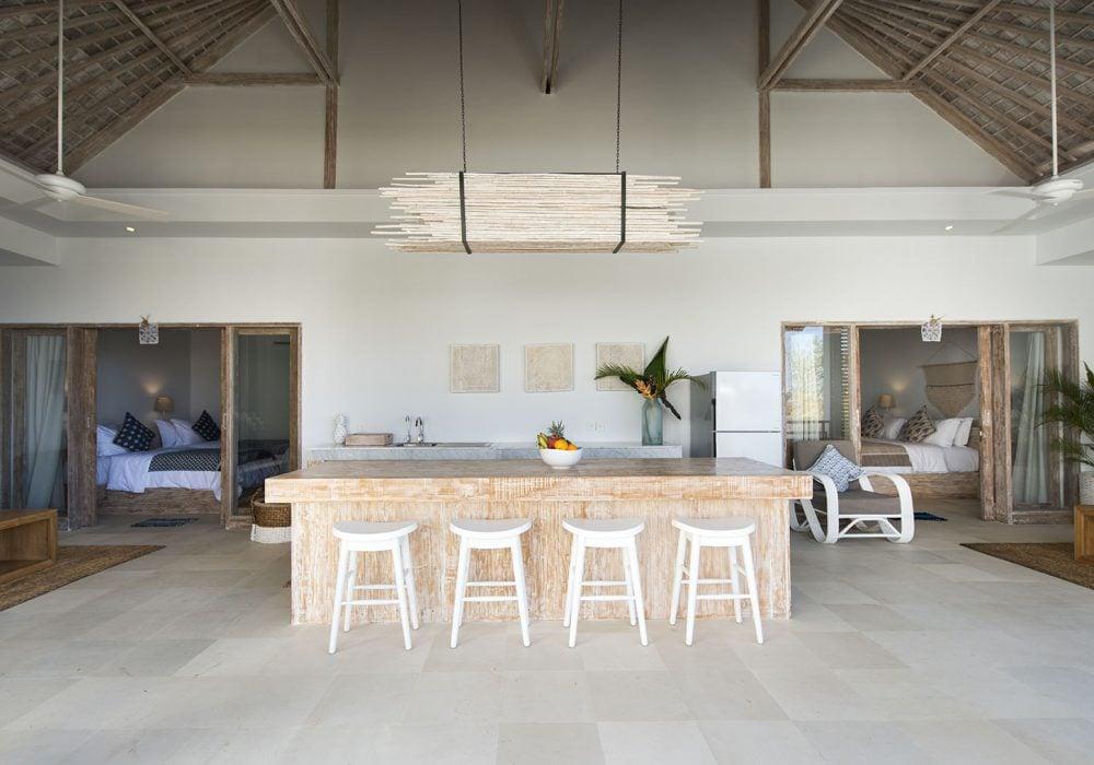 Dining Room Surf Camp Bali
