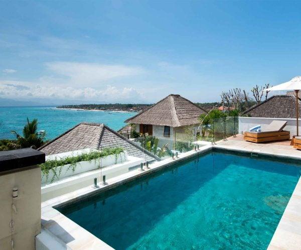 Pool Bali Surf Trip