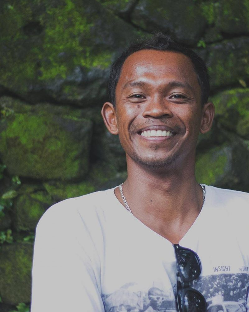 Wayan Mayox Surf Instructor Bali Indonesia