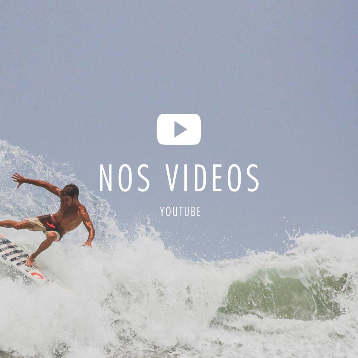 Vidéos cours de surf