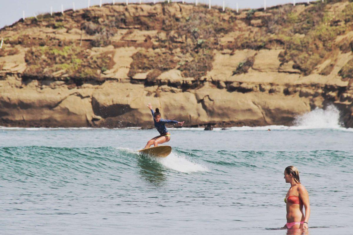 Level 2 Surfer, Ecuador