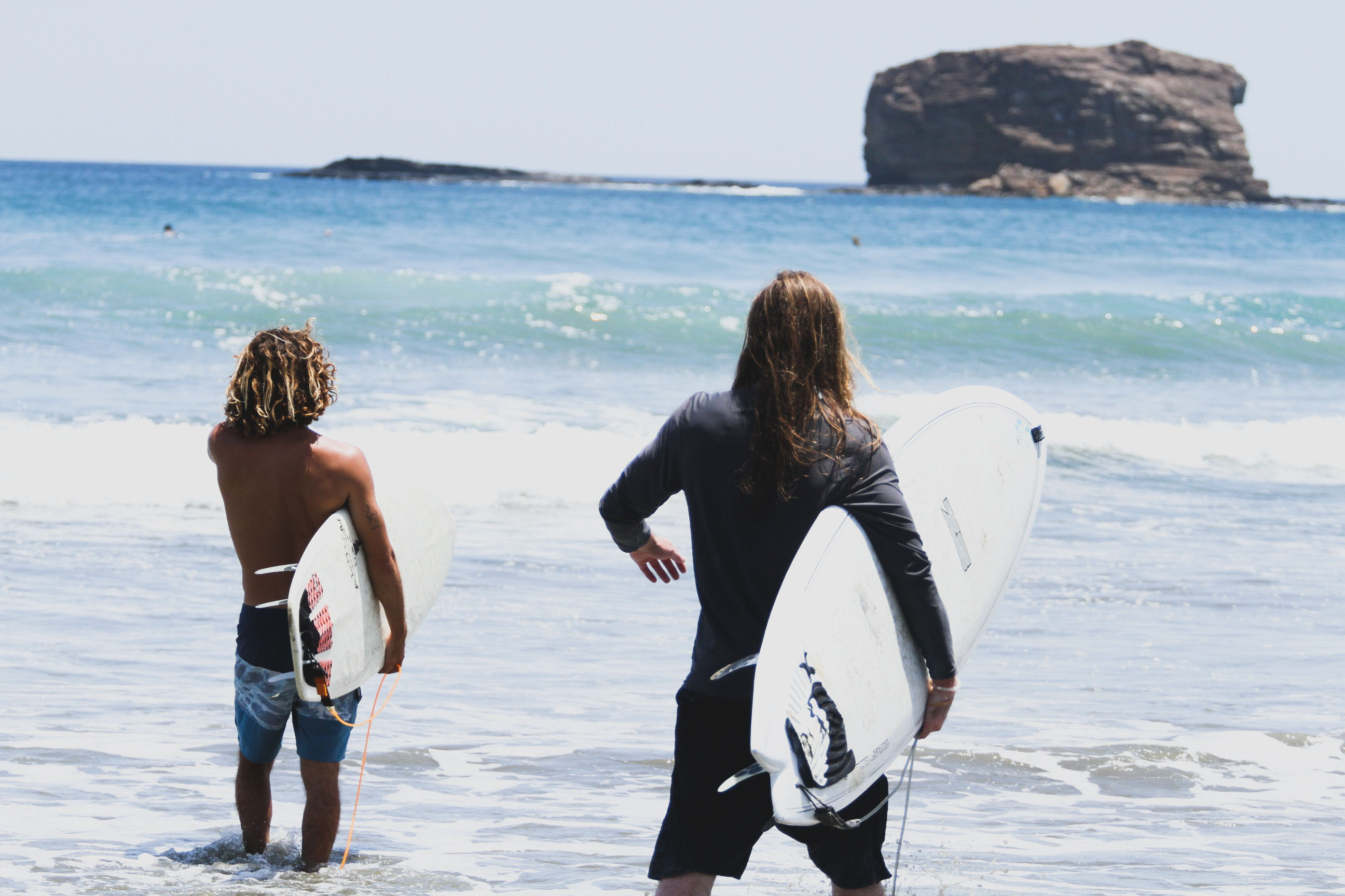 Playa Hermosa Learn to Surf