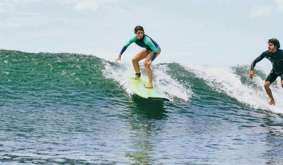 Learn to Surf in Nicaragua