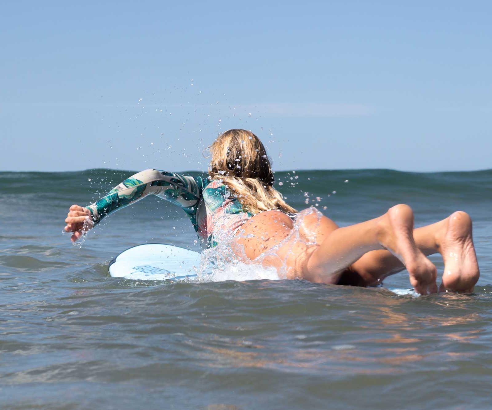 Naomi Paddle Surfboard