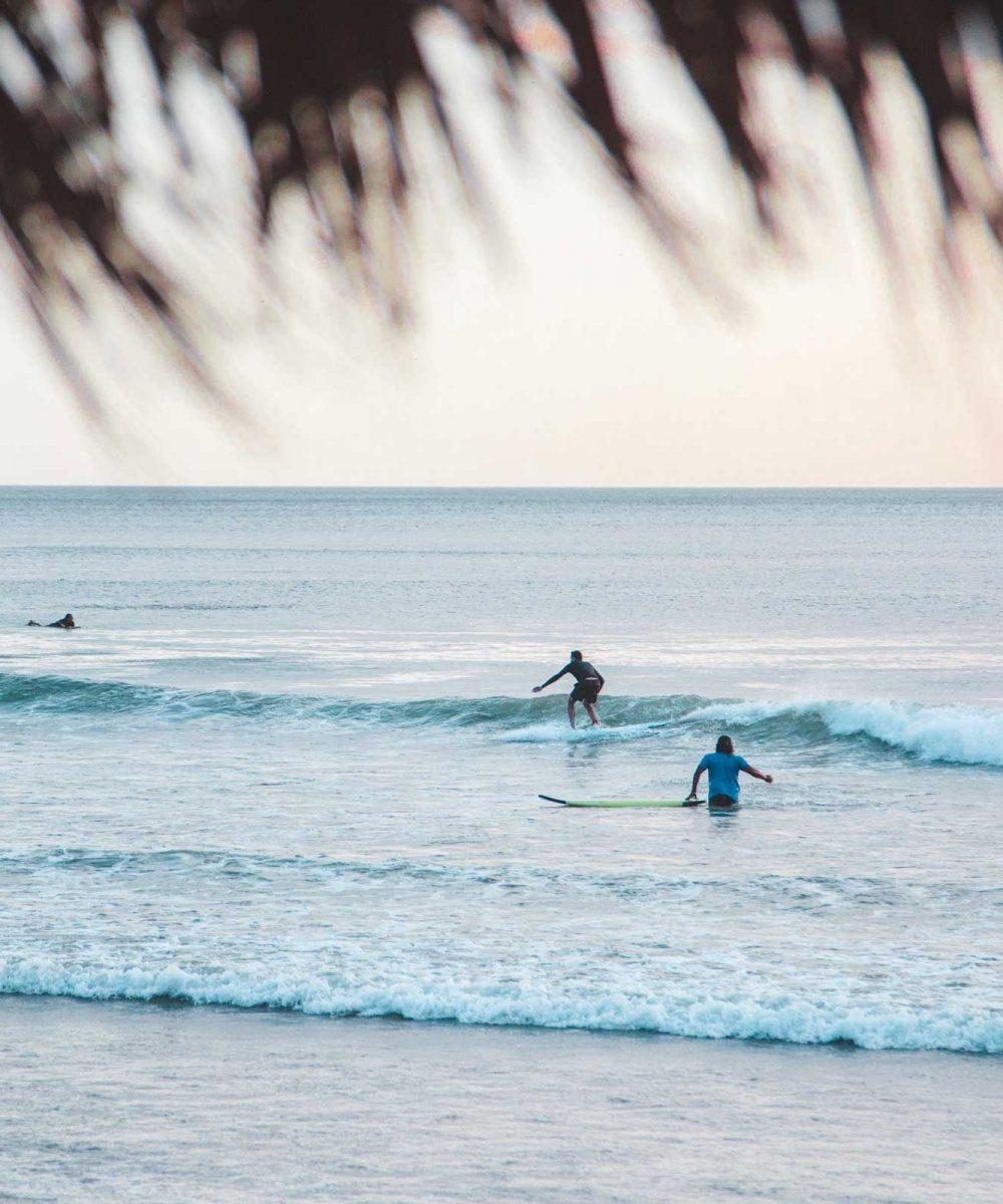 Playa Hermosa Nicaragua Surf