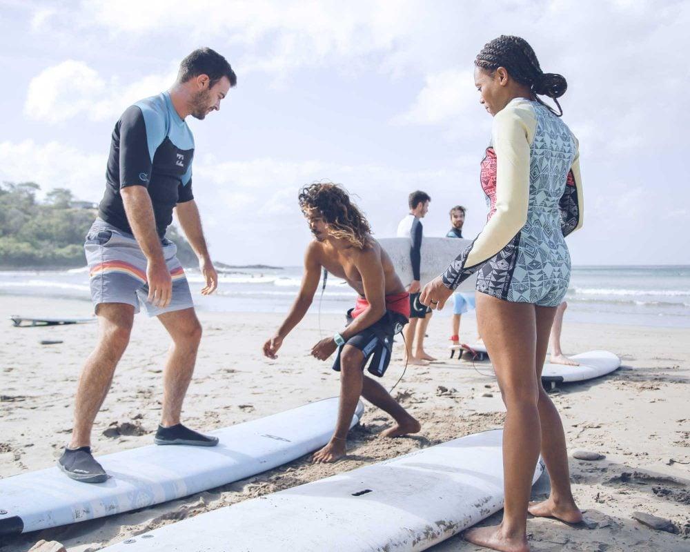 Learn to Surf Nicaragua