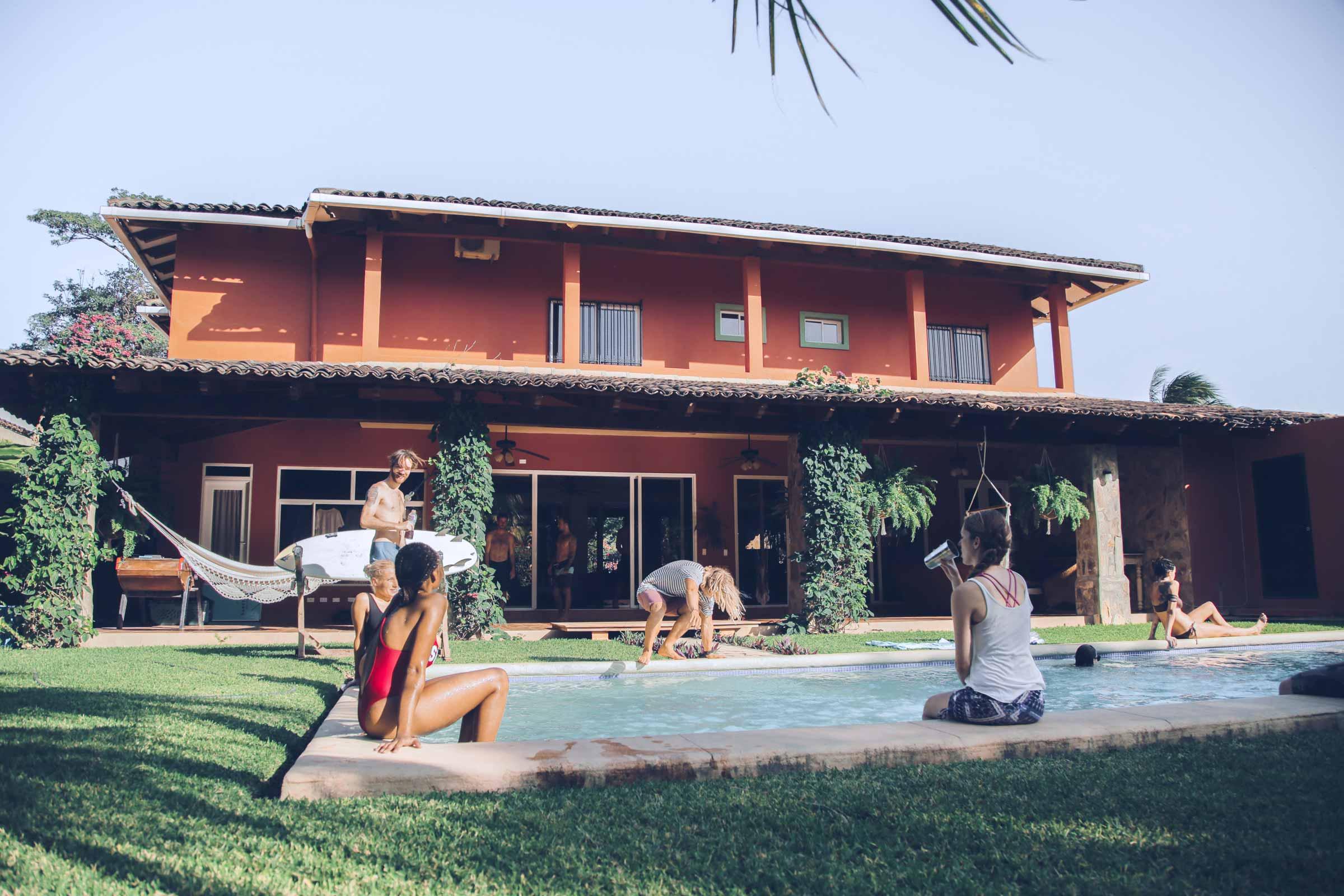 Surf Villa Nicaragua