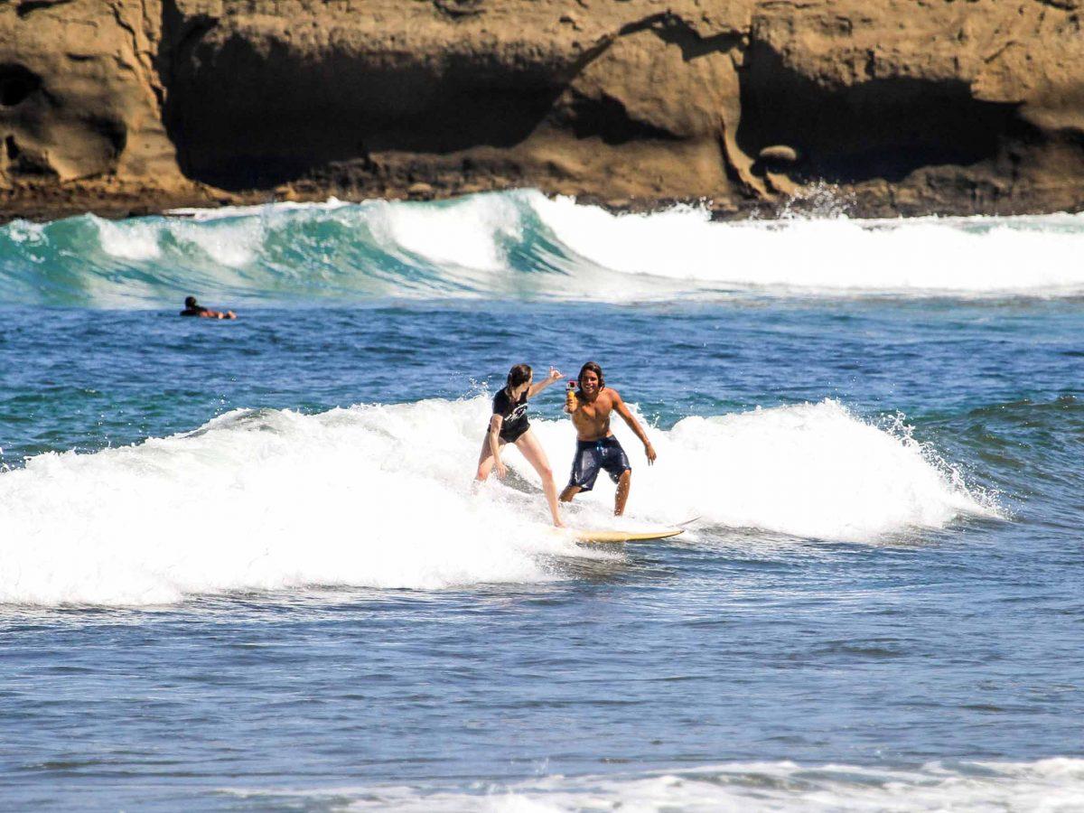 National surf team surf coaches