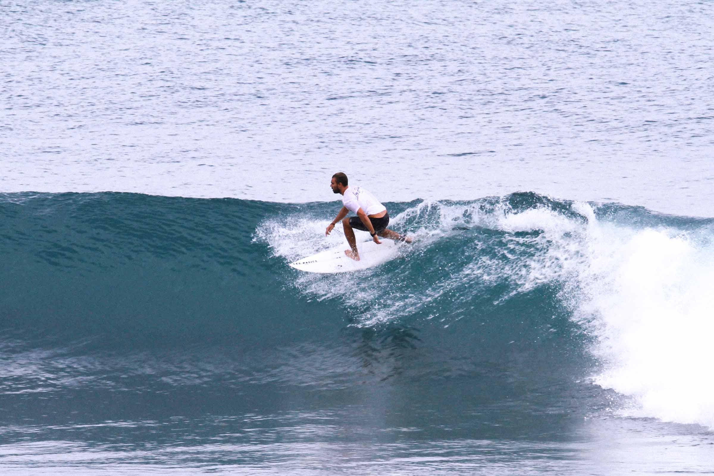 Quand surfer