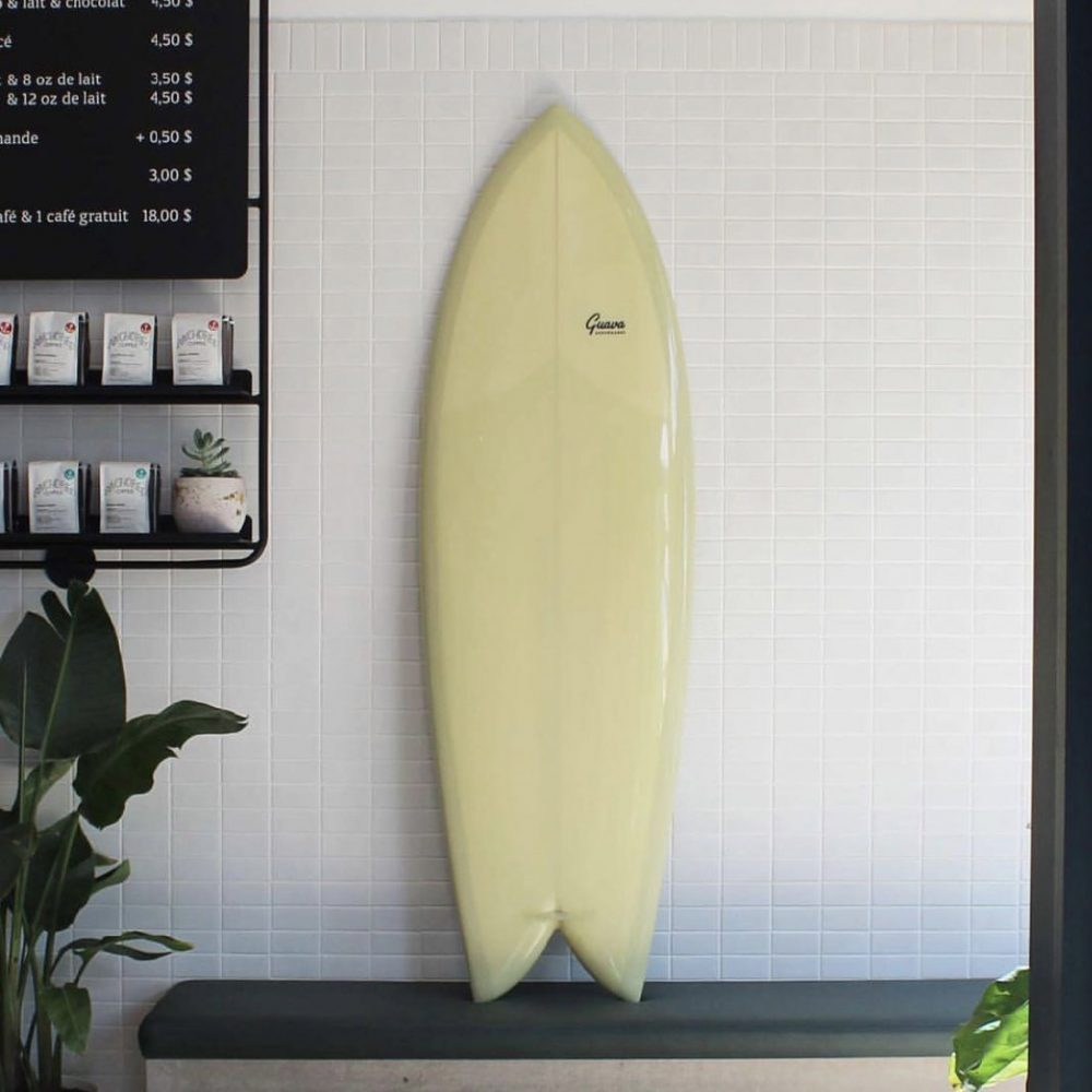 Fish Guava Surfboard