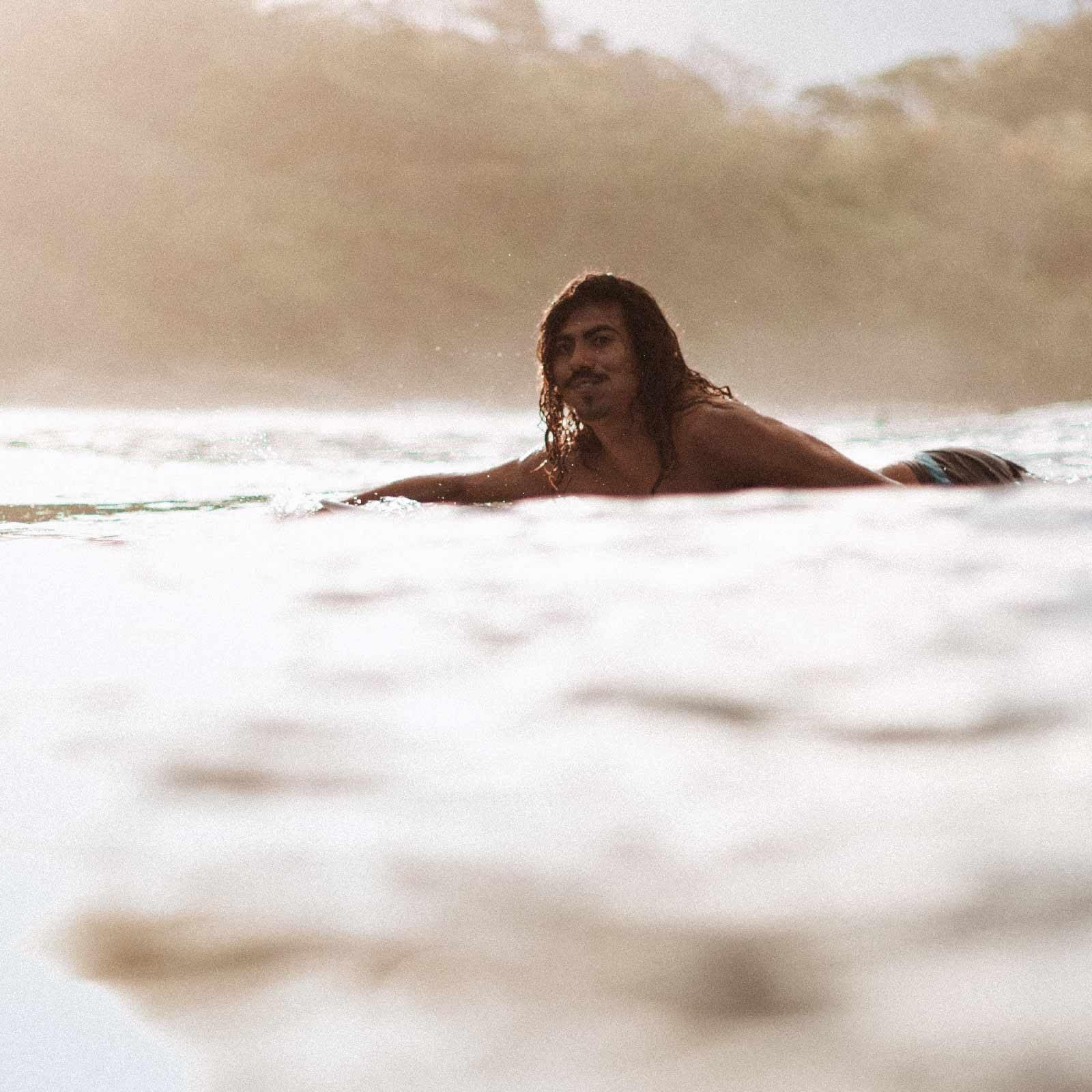 Moove surfer paddle