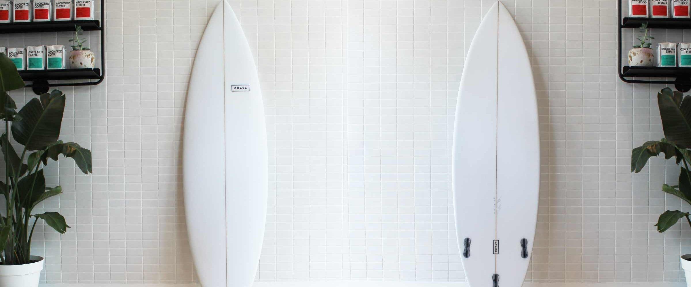 Shortboard Guava Surfboard