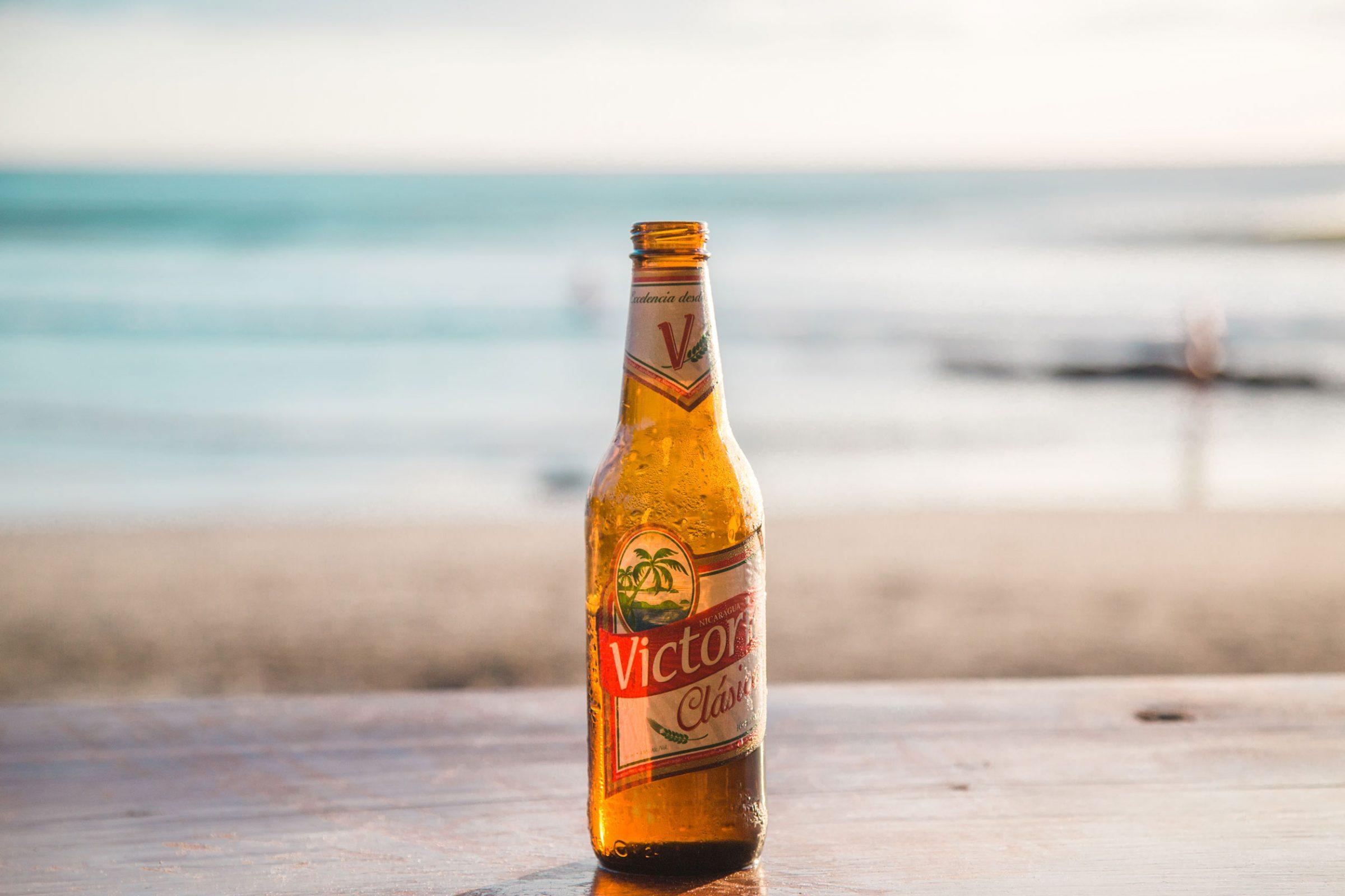 Victoria Beer Nicaragua