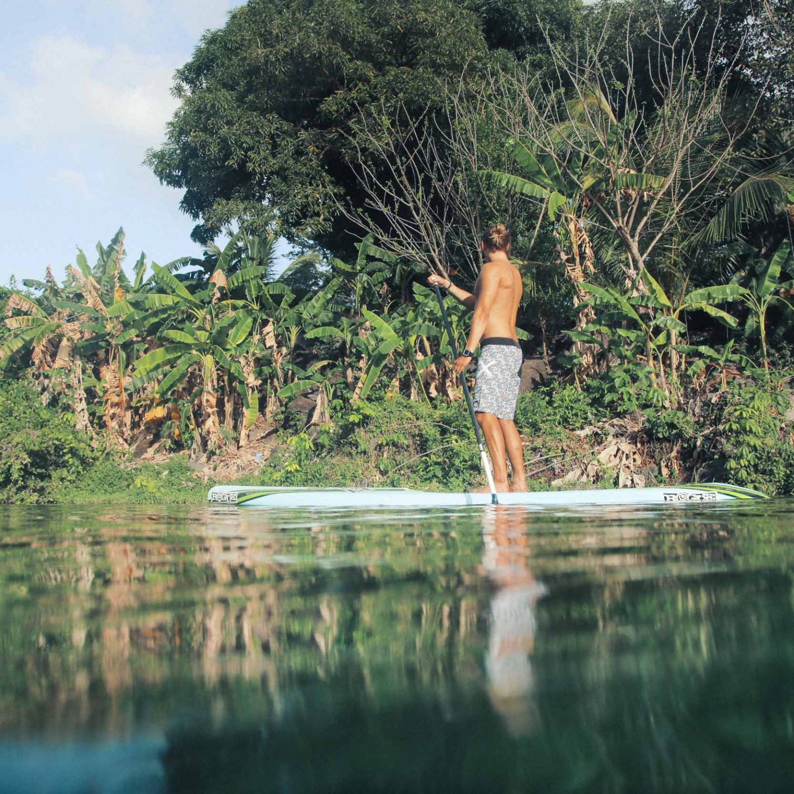 Stand Up Paddle Board Nicaragua