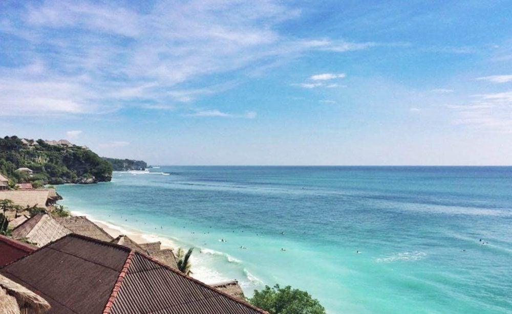 Bingin Bali surf Map Beginner