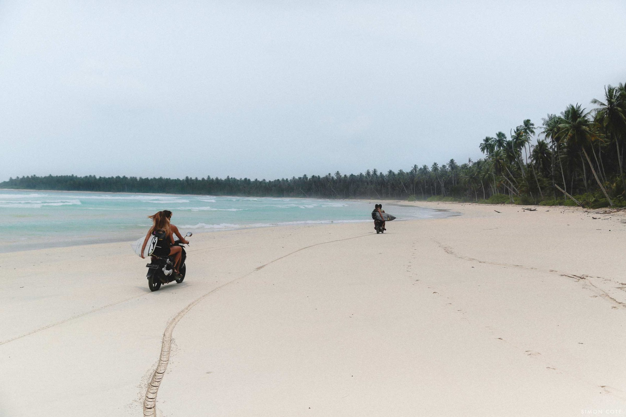 Beach-Motorcycle