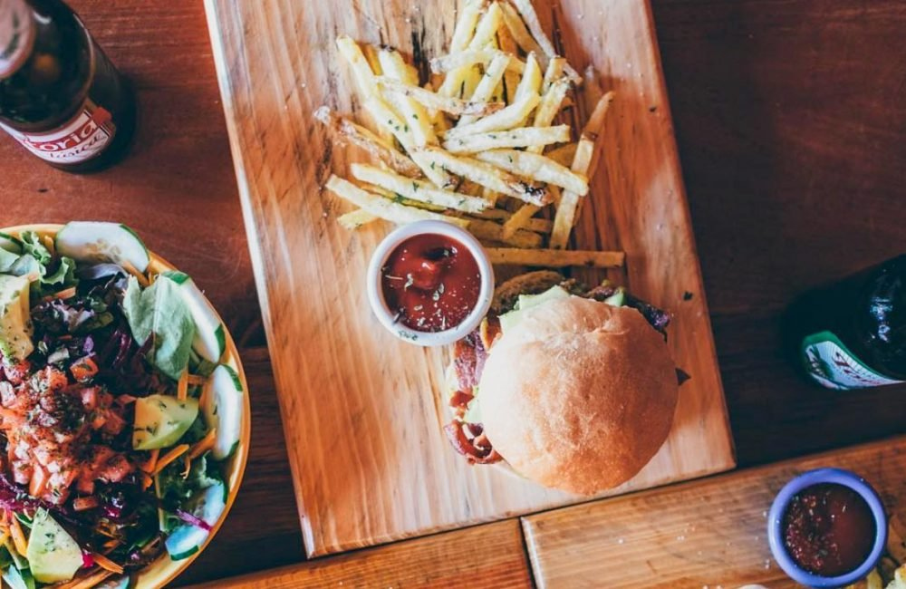 Burgers Nacho Libre San Juan del Sur