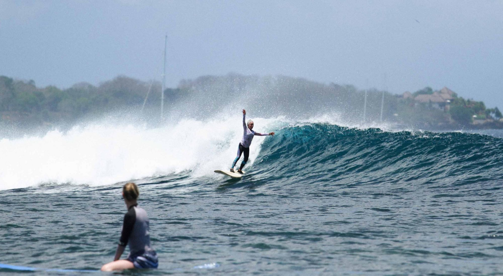 Surf Coaching in Lembongan Coach