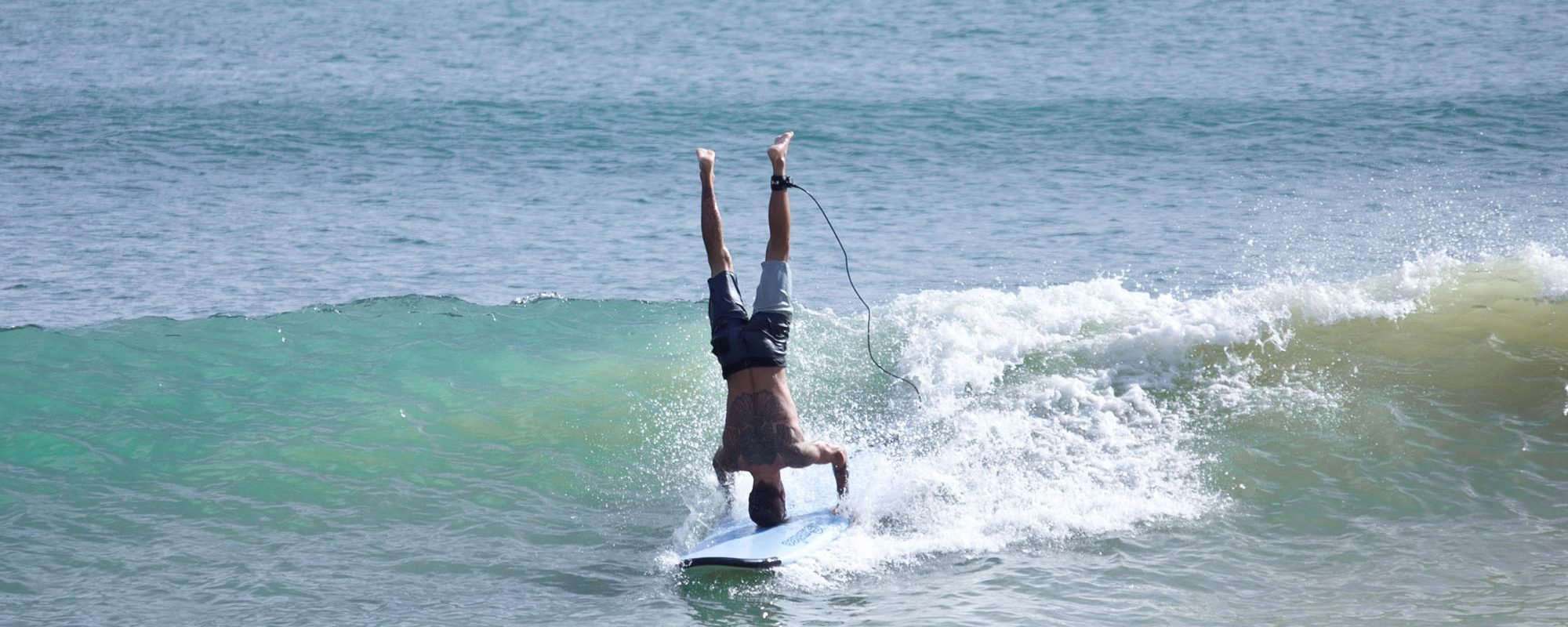 headstance surf nicaragua