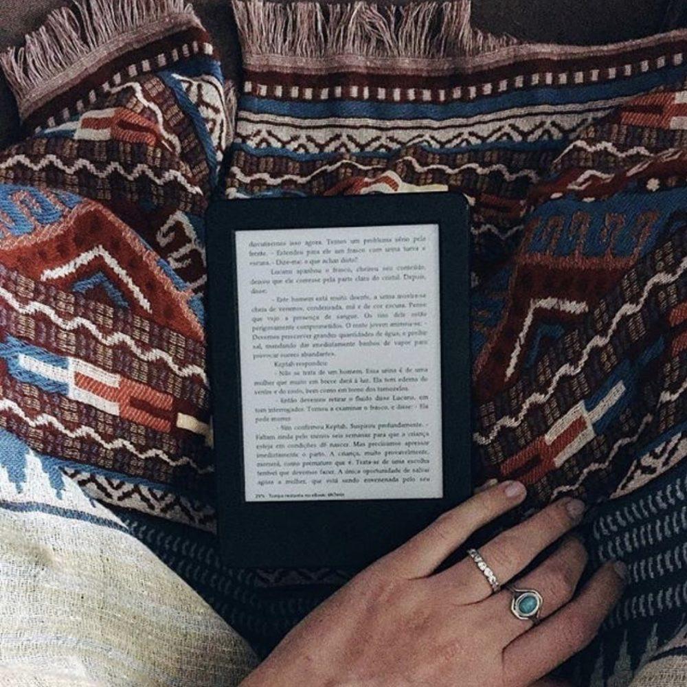 E-reader Kindle for Travel