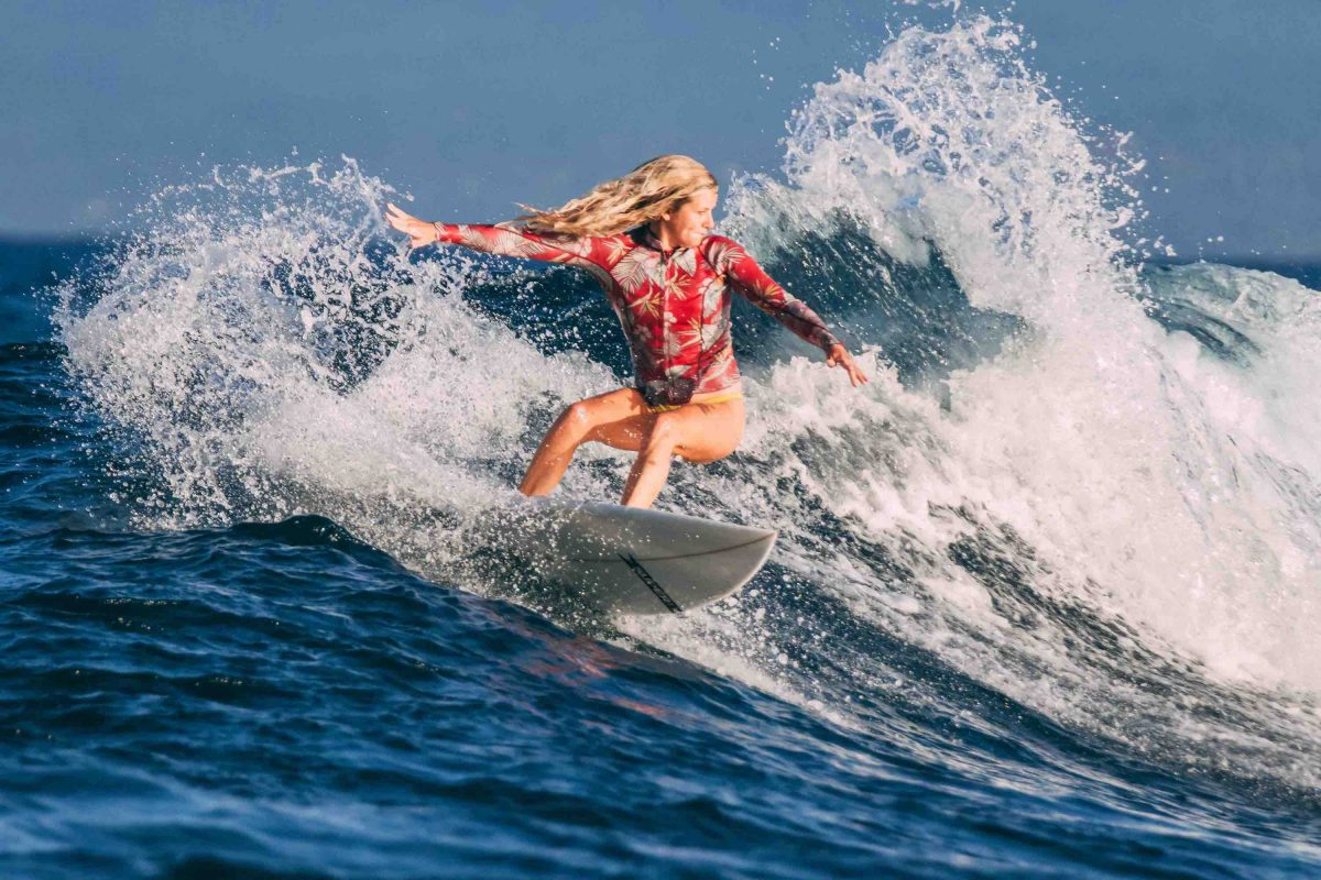 Naomi Bishop Surf