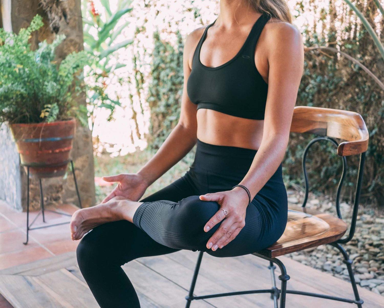Yoga for Long Flights