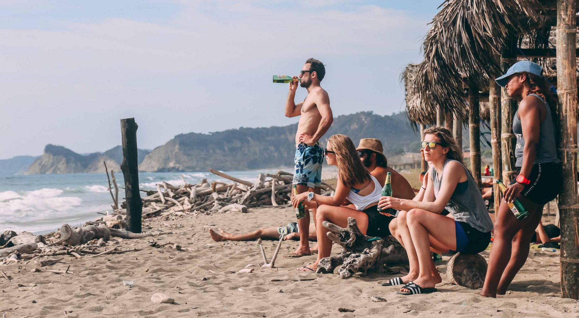 Ecuador Beach Vibes