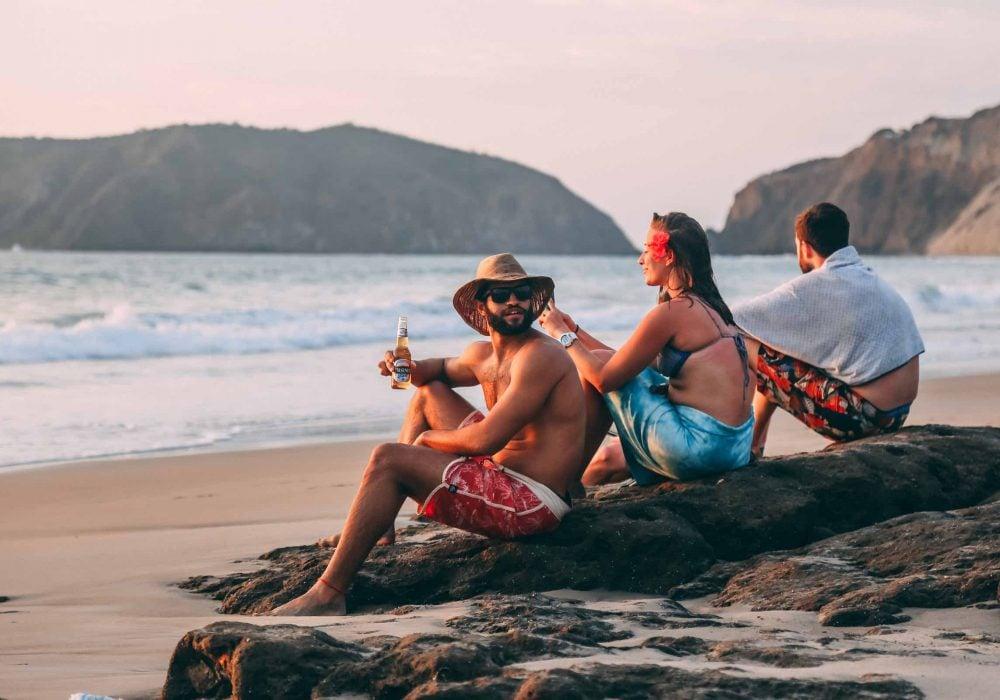 Lifestyle Beach Ecuador Ayampe Montanita