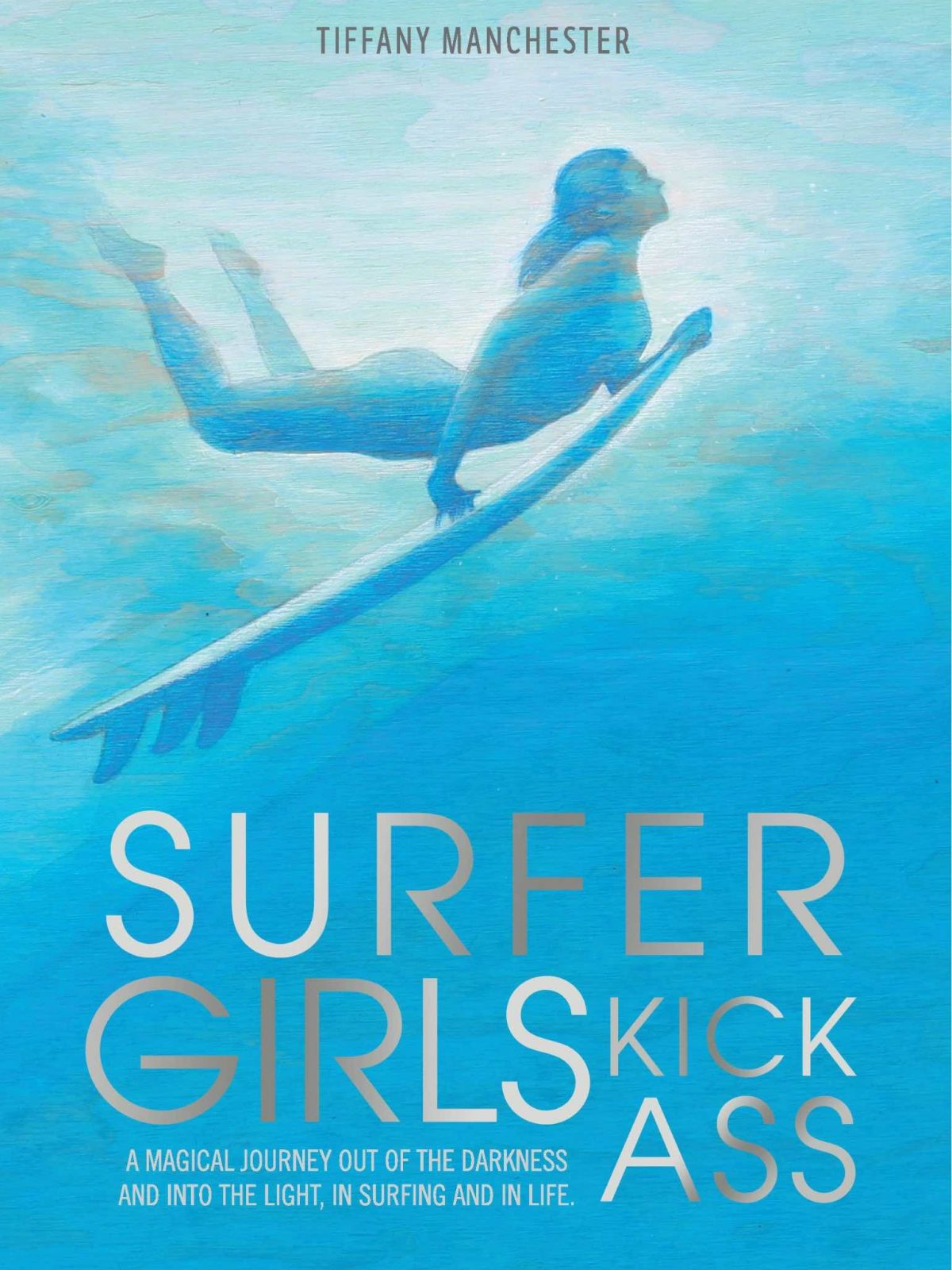 Tiffany Manchester Surfer Girls Kick Ass