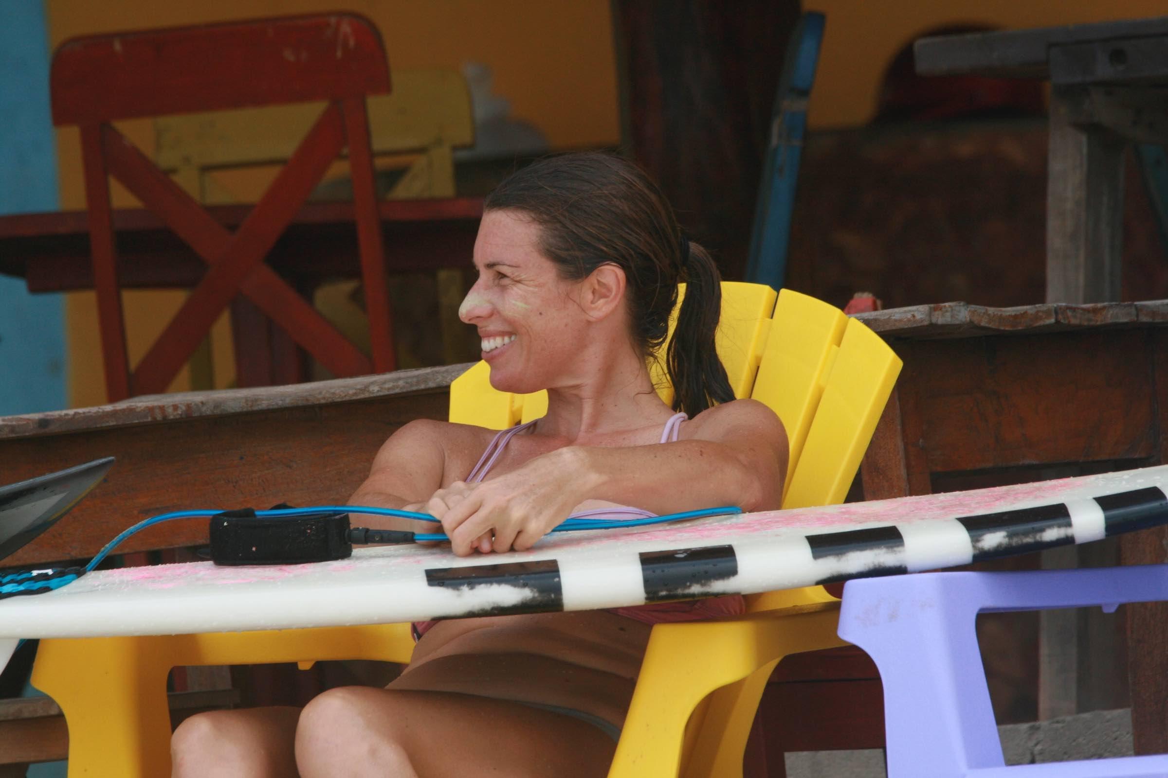 Tiffany Manchester Surfer Girls Kick Ass Nicaragua