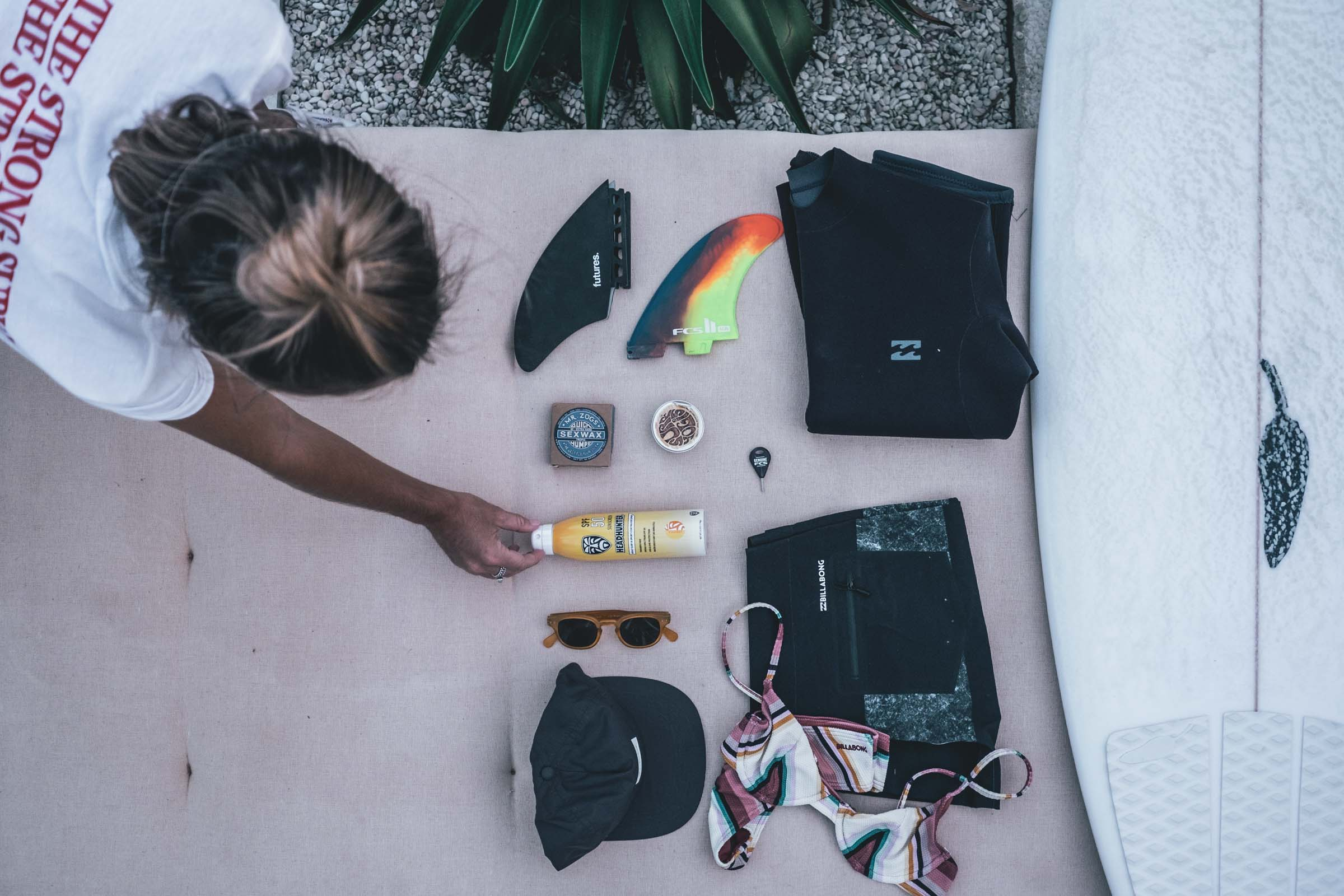 What To Pack For Surf Weekends
